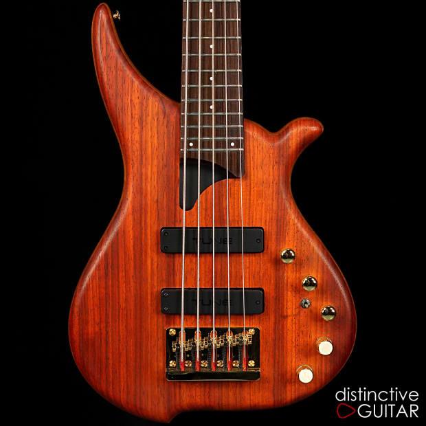 tune guitars twb5z 5 string boutique bass natural active eq reverb. Black Bedroom Furniture Sets. Home Design Ideas
