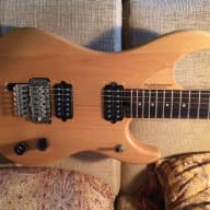 <p>Washburn Nextar NX3 Nuno Bettencourt designed upgraded with DiMarzio Fred and Mo&#039; pickups</p>  for sale