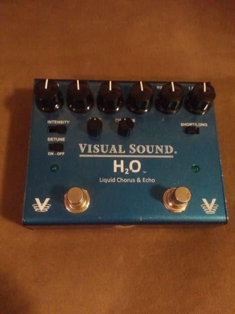 Visual Sounds Liquid Chorus : visual sound h2o v3 liquid chorus echo reverb ~ Russianpoet.info Haus und Dekorationen