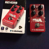 TC Electronic Hall of Fame Reverb 2016