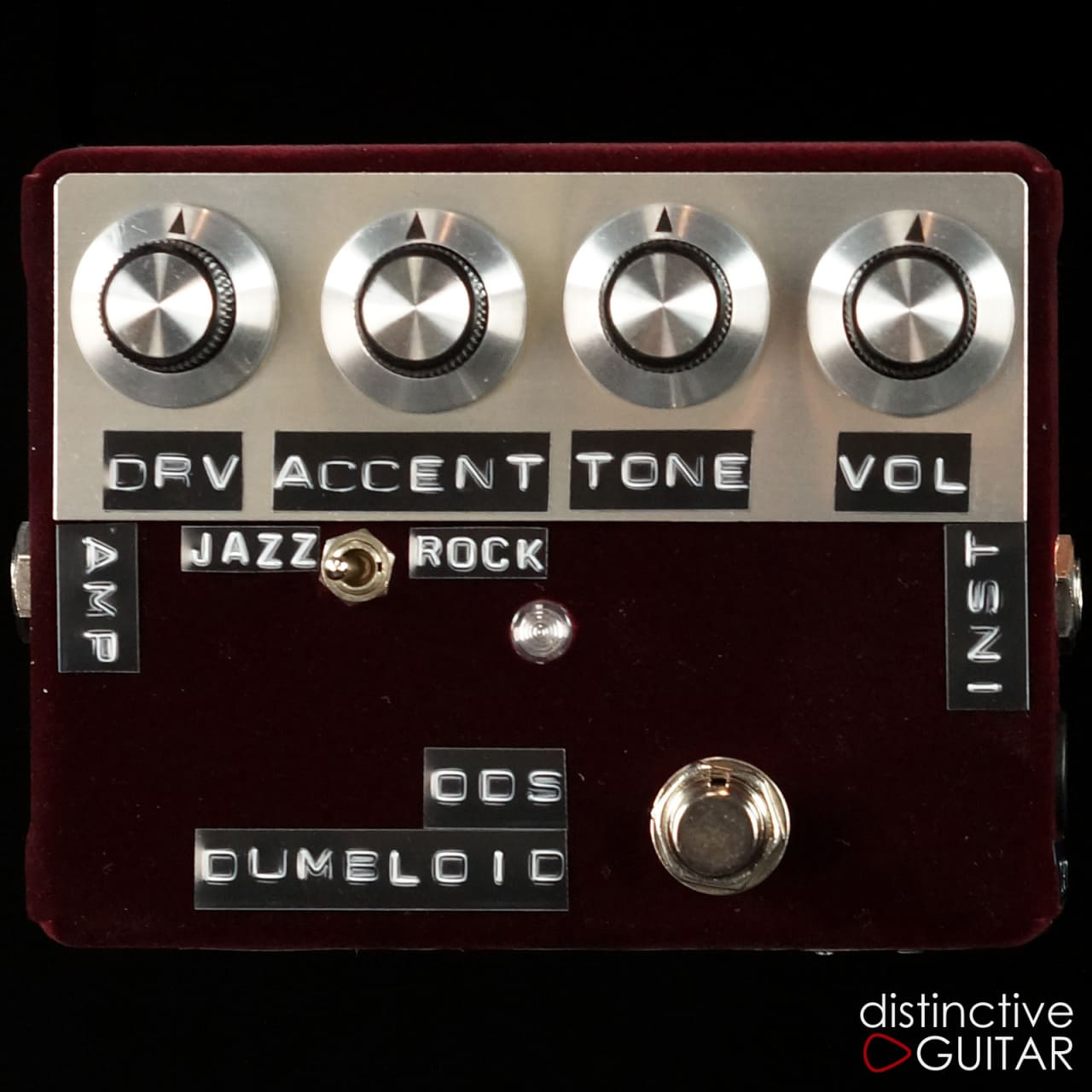 Shin S Music Dumbloid Ods Overdrive Special Deep Red