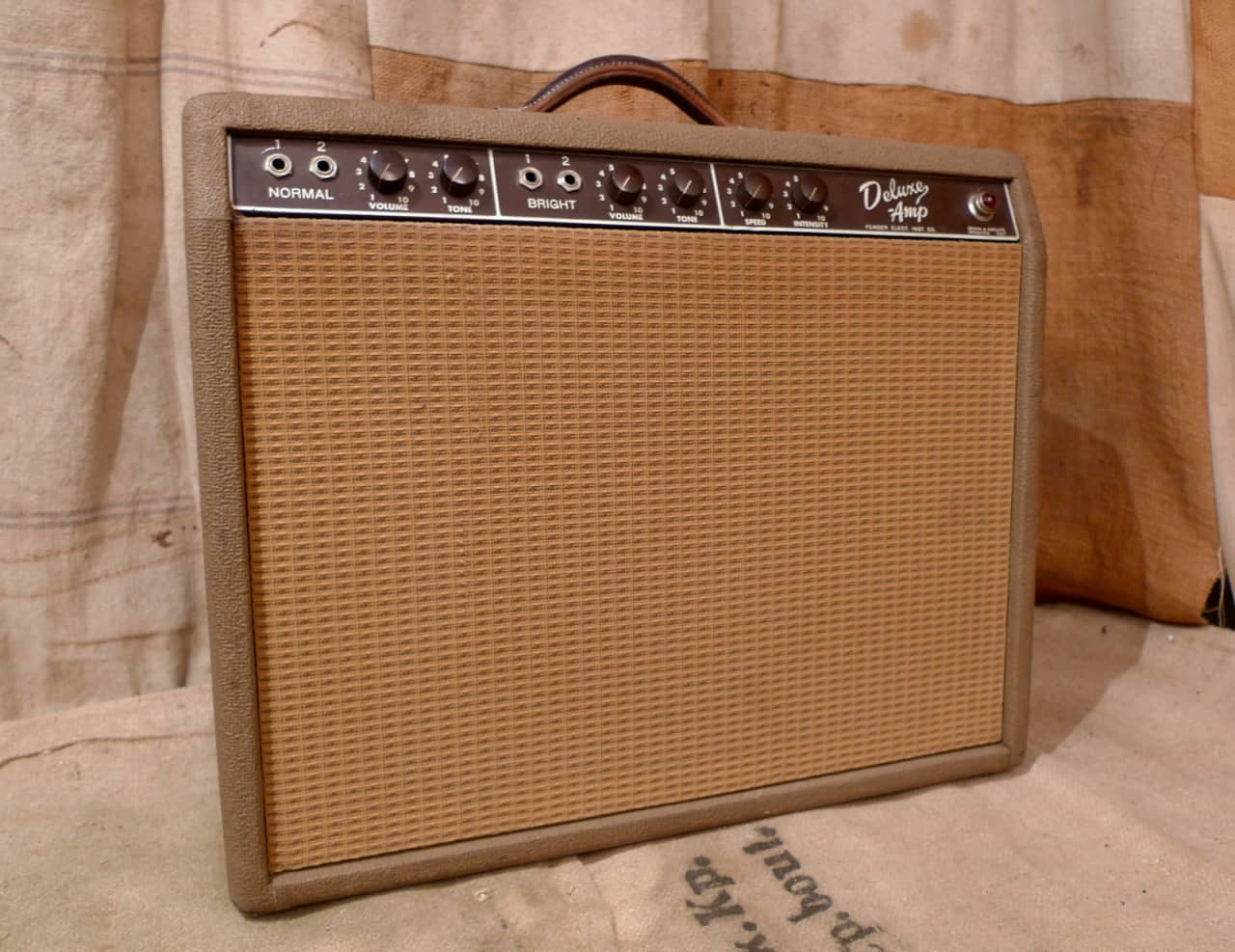 reverb gift card fender deluxe amp 1962 brown reverb 6296