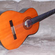 <p>HAND MADE VINTAGE SHINANO GS250 CLASSICAL CONCERT GUITAR IN EXCELLENT CONDITION</p>  for sale