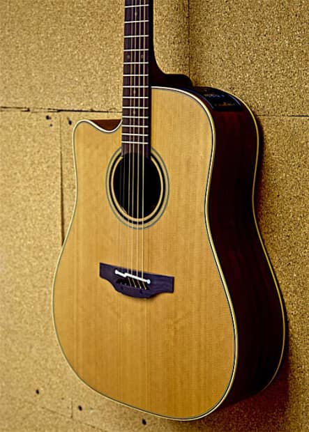takamine left handed p3 dc 2015 natural lefty acoustic guitar reverb. Black Bedroom Furniture Sets. Home Design Ideas