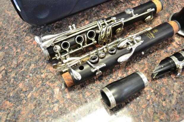 Yamaha Advantage Clarinet Ycl Ad
