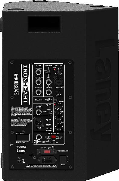 laney irt x 200w full range powered guitar extension speaker reverb. Black Bedroom Furniture Sets. Home Design Ideas