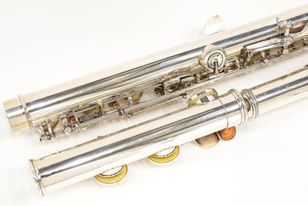 Yamaha Flute serial number