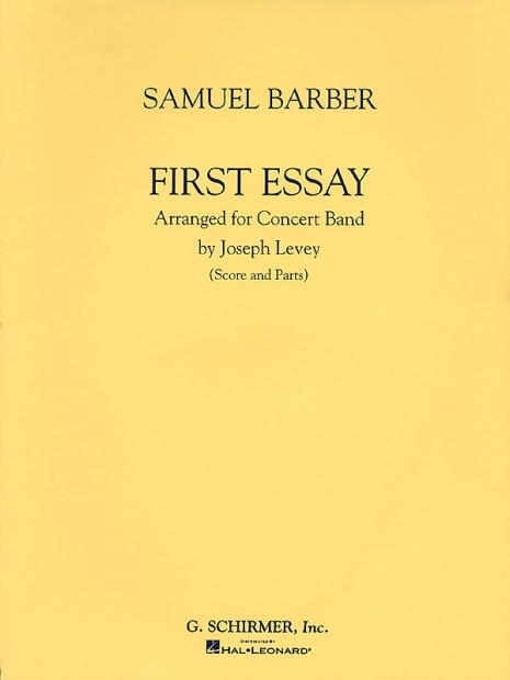 first upload essay
