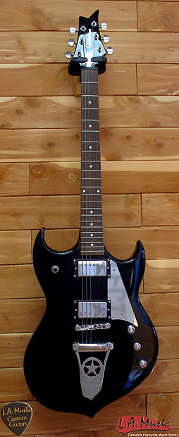 Silvertone Paul Stanley Sovereign Special Electric Guitar ...