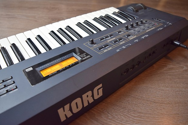 Korg N5 Digital Synthesizer Ai2 Synthesis System 1997