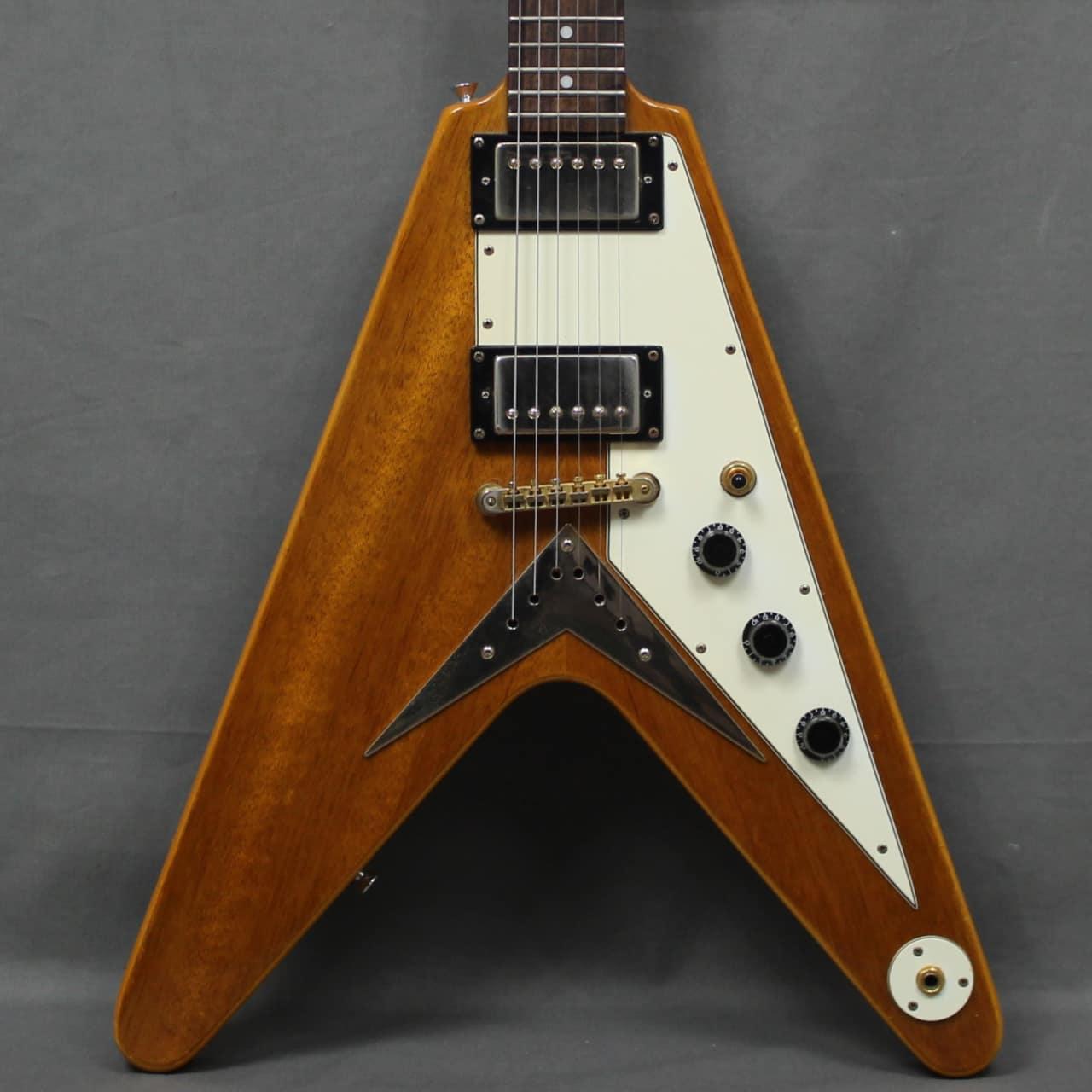 used epiphone 1958 korina flying v electric guitar free reverb. Black Bedroom Furniture Sets. Home Design Ideas