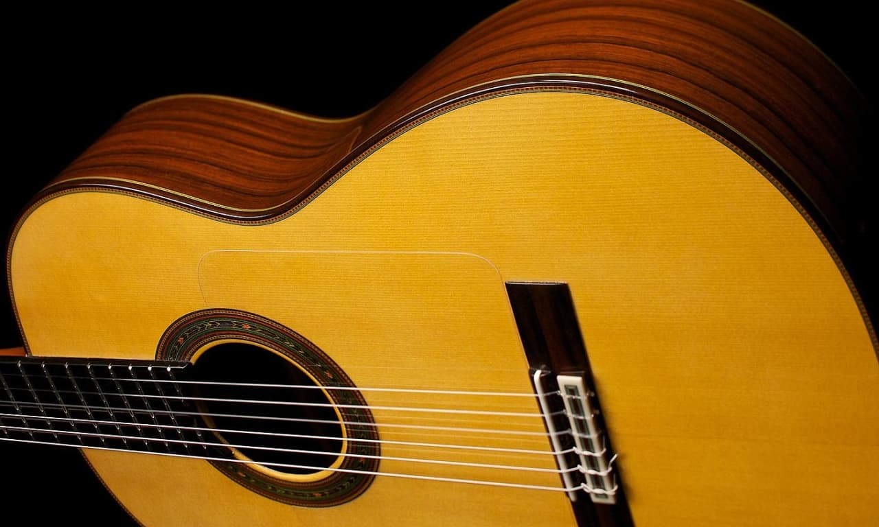 the rough guide to flamenco guitar