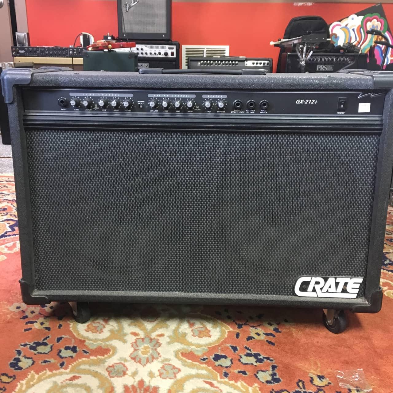 Progressive Insurance Payment >> Crate GX-212+ Guitar Amp | Reverb