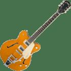Gretsch G5622T Electromatic Center Block Semi Hollow Guitar - Vintage Orange image