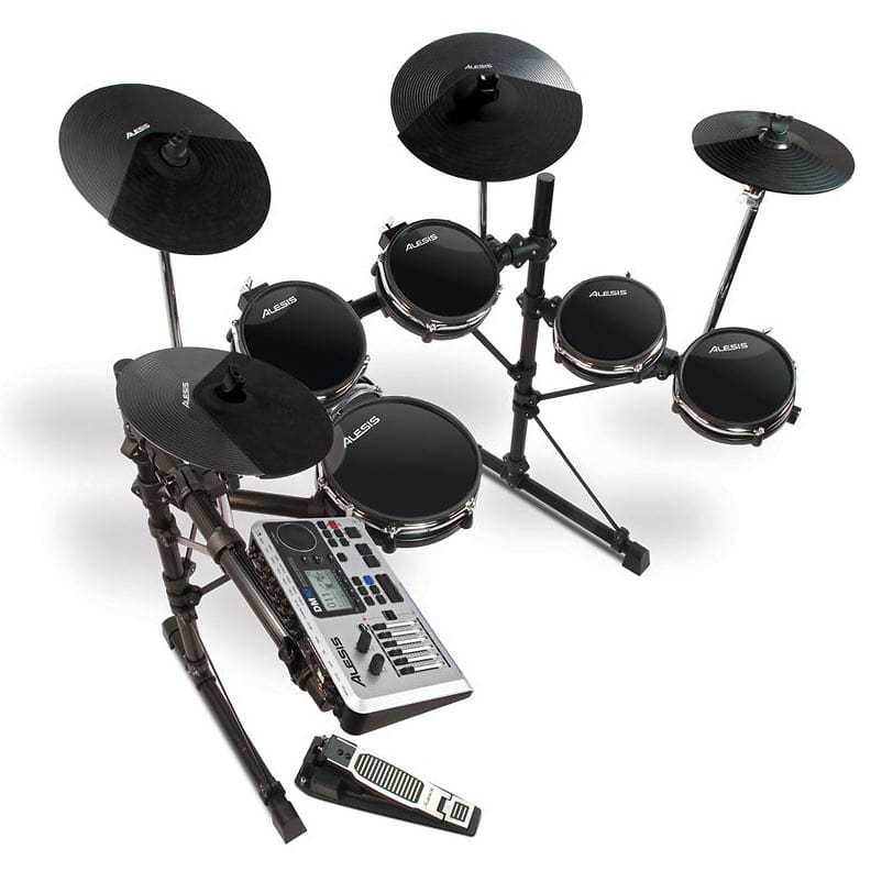 alesis dm10 x electronic drum kit reverb. Black Bedroom Furniture Sets. Home Design Ideas