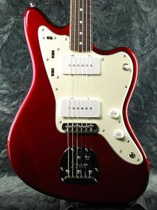 Fender Japan Exclusive Classic 60s Jazzmaster 2015 Candy Apple Red image