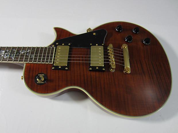 jay turser lp style electric guitar jt 220d tiger eye reverb. Black Bedroom Furniture Sets. Home Design Ideas
