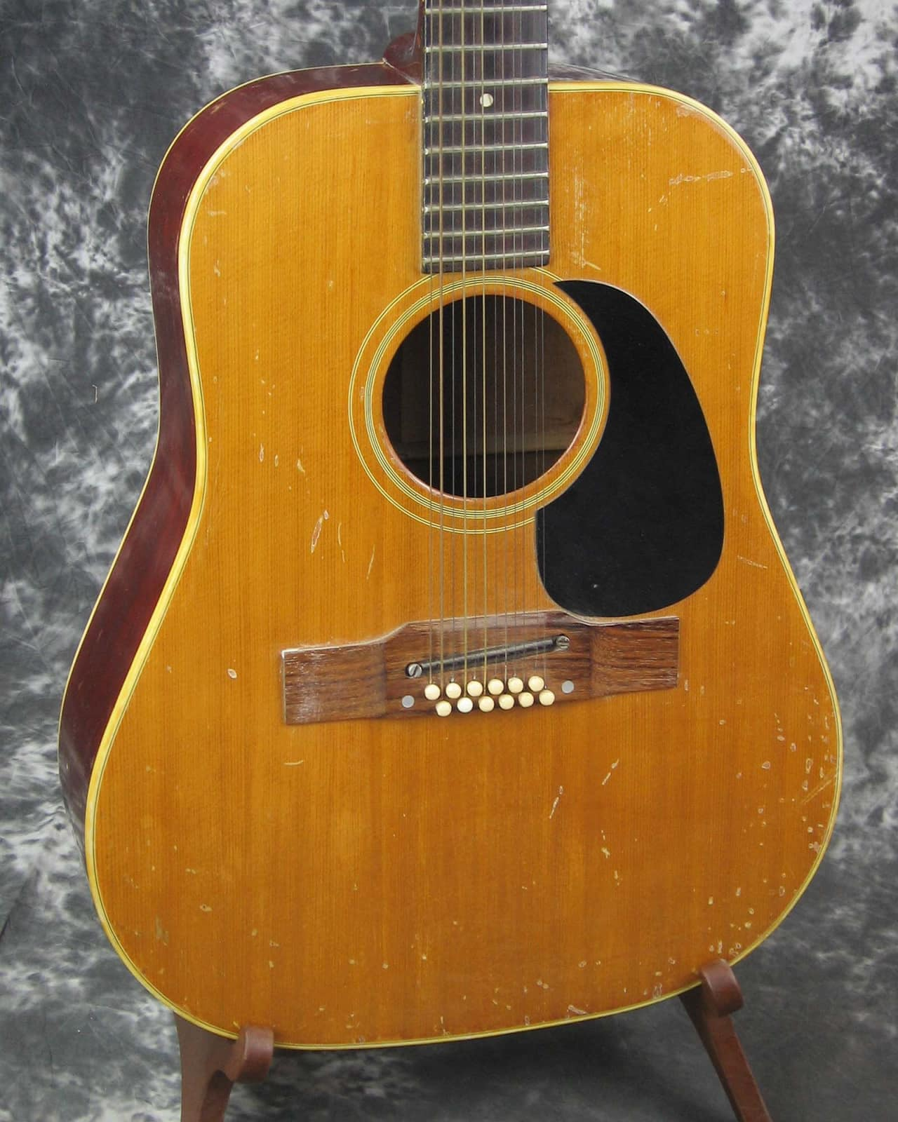 vintage 1964 model gibson b 4512 12 string acoustic guitar reverb. Black Bedroom Furniture Sets. Home Design Ideas