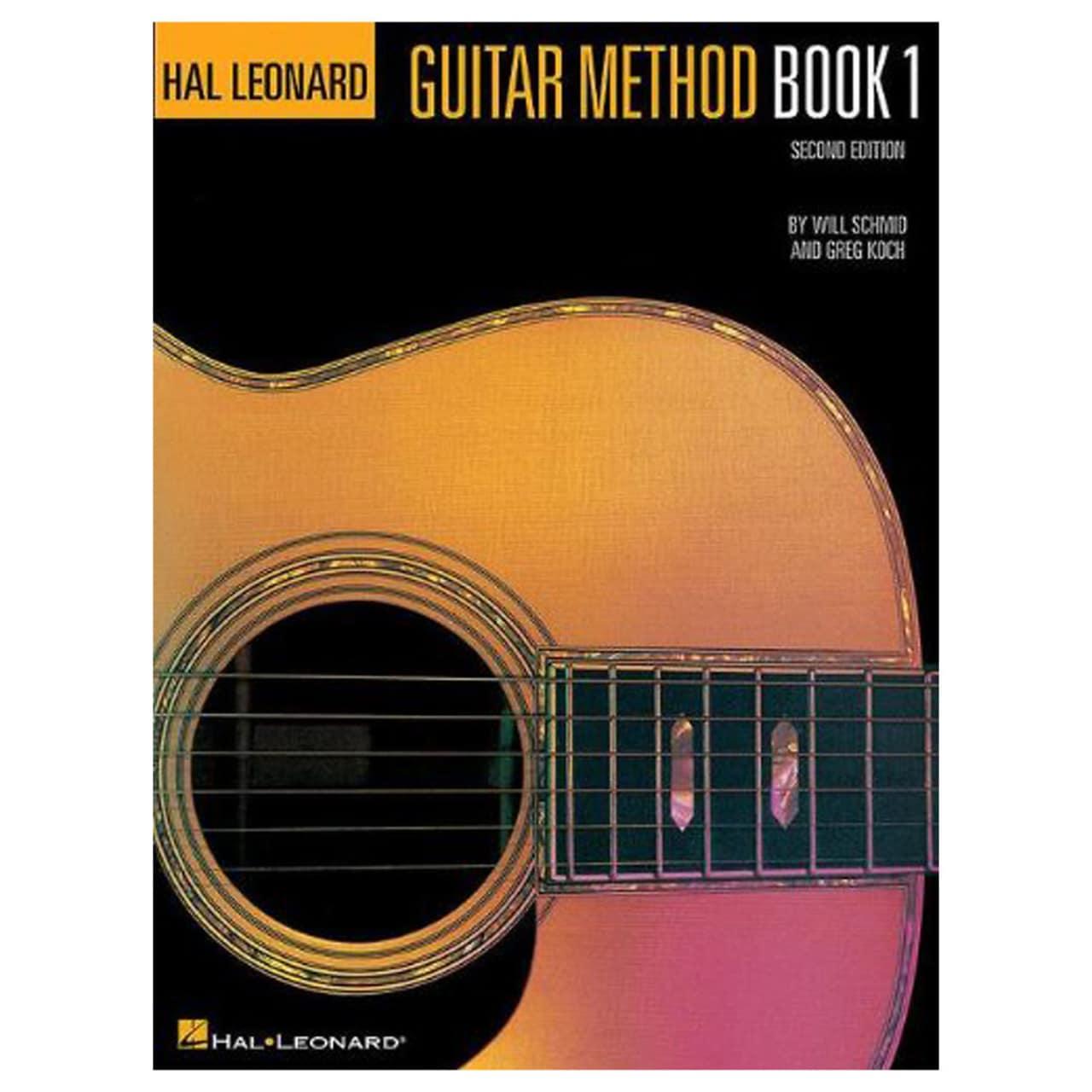 best guitar instruction books
