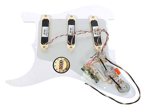 fender stratocaster strat lace sensor gold loaded
