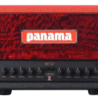 Panama Guitars Fuego X 15W Tube Guitar Amplifier Head (3 Channel w/ FX Loop) Figured Mango Edition image