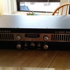 Mesa Boogie Recto 2:100 Power Amp Early 2000's Black image