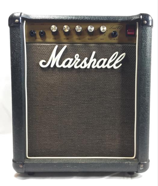 marshall 5005 lead 12 combo guitar amp reverb. Black Bedroom Furniture Sets. Home Design Ideas