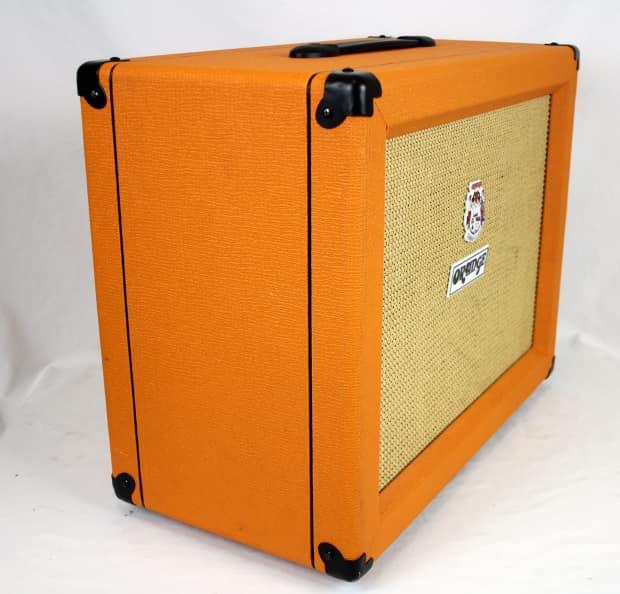 orange amplifiers ppc112 60w 1x12 guitar speaker cabinet 112 reverb. Black Bedroom Furniture Sets. Home Design Ideas