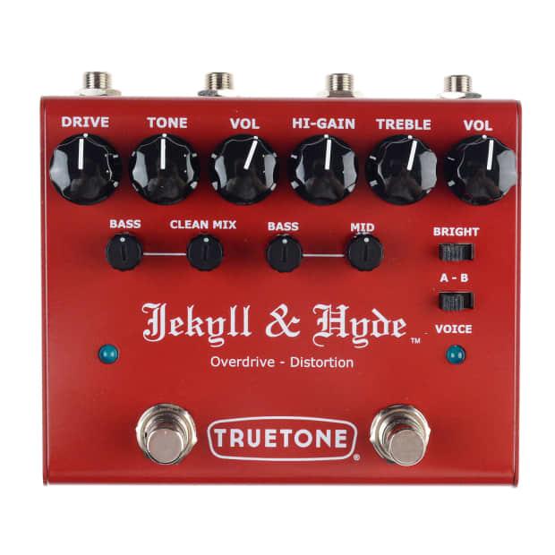 Truetone V3 Jekyll & Hyde Dual Overdrive & Distortion   Reverb