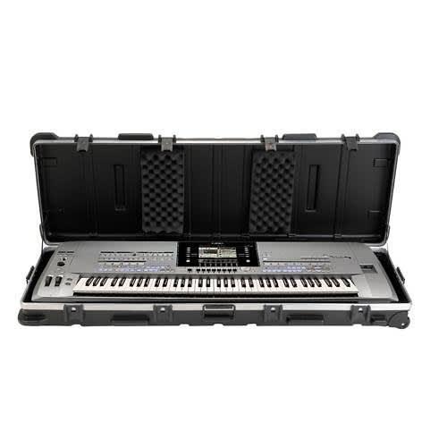 Yamaha yctyros76 hard shell case for tyros 76 key keyboard for Yamaha reface hard case