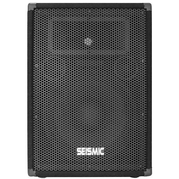 New seismic audio 12 floor monitor stage pa dj speaker for 12 floor speaker