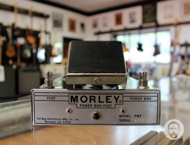 morley power wah fuzz pwf pedal vintage cliff burton reverb. Black Bedroom Furniture Sets. Home Design Ideas