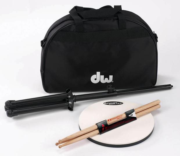 Dw drum workshop 12 drum practice pad w accessories reverb for 1009 fifth avenue floor plan