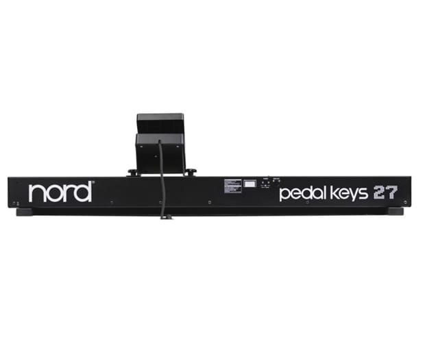 nord pedal keys 27 bass key midi pedalboard for the c2 reverb. Black Bedroom Furniture Sets. Home Design Ideas