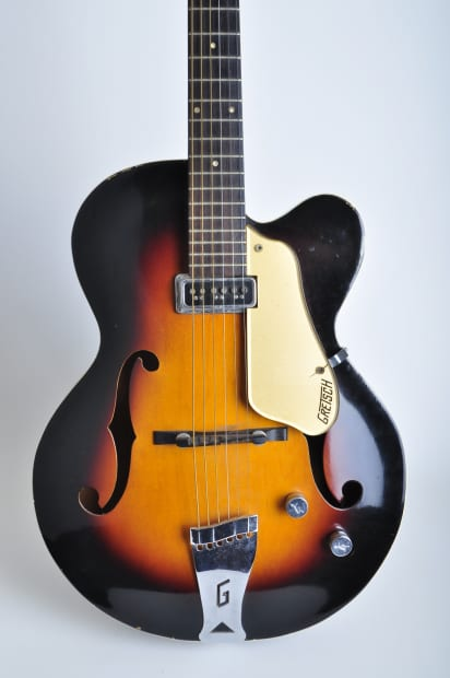 1958 Gretsch 6186 Clipper Beautiful Vintage Electric