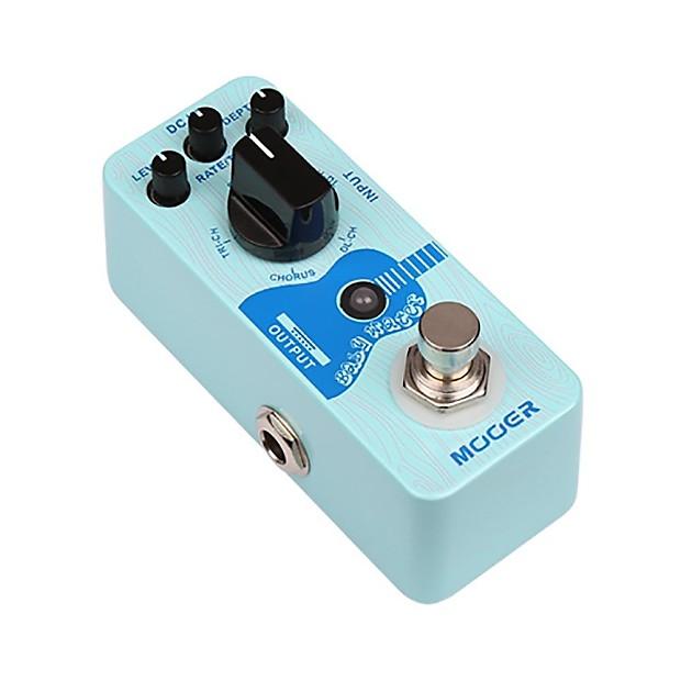 Delay Pedals For Acoustic Guitar : mooer baby water true bypass 5 tone acoustic guitar delay reverb ~ Russianpoet.info Haus und Dekorationen