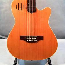 Godin A12 12-String Electra-Acoustic Guitar image