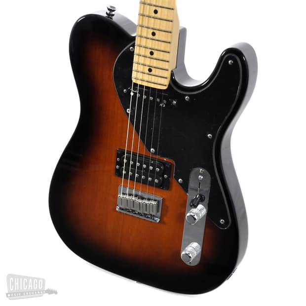 fender 60th anniversary mahogany telecaster two tone reverb. Black Bedroom Furniture Sets. Home Design Ideas