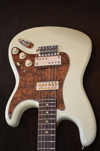 Coodercaster Custom Build Electric Slide Guitar Reverb