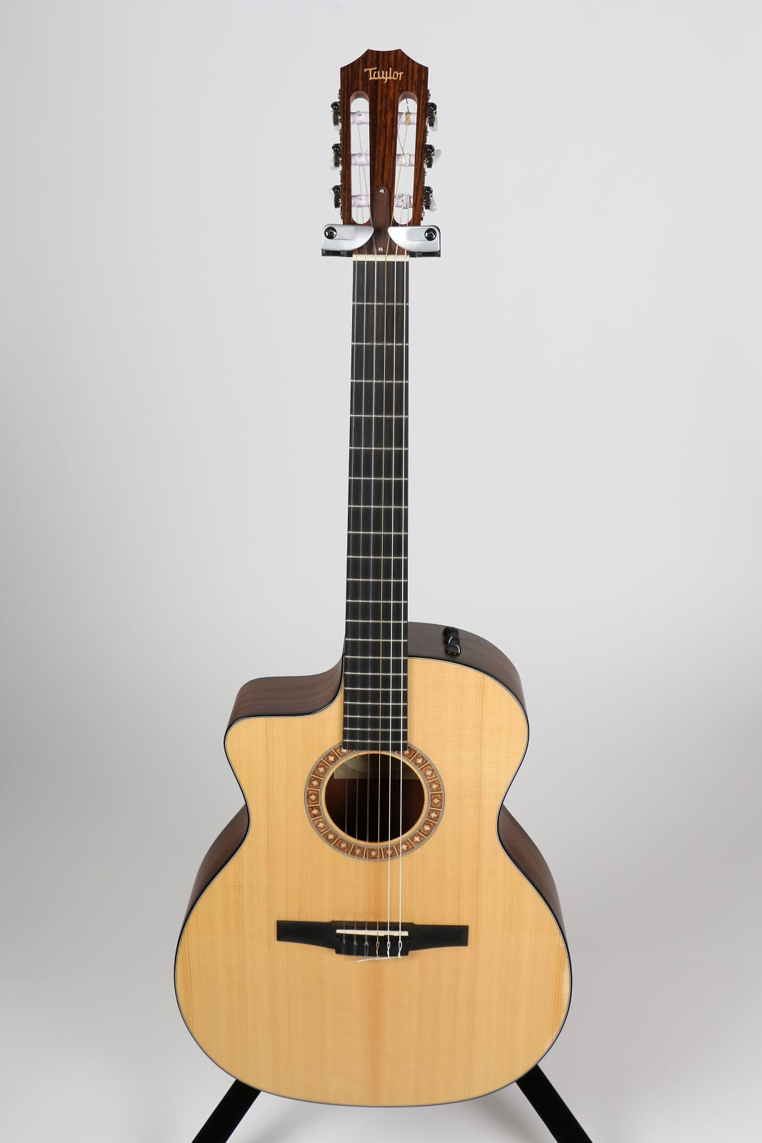 taylor ns24ce g nylon string classical guitar grand reverb. Black Bedroom Furniture Sets. Home Design Ideas
