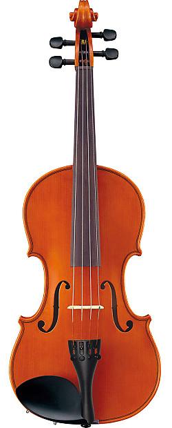 Yamaha av5 sku student acoustic violin molded abs case for Violin yamaha 4 4