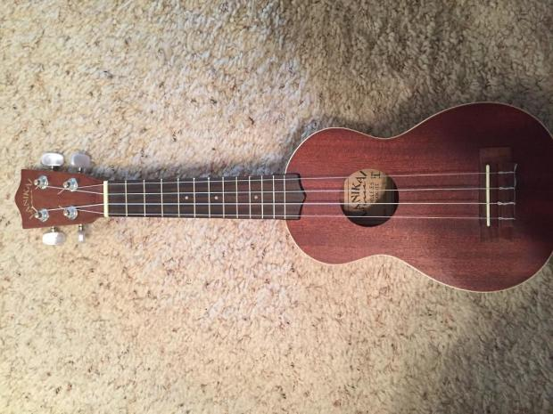 new lanikai soprano ukulele for sale reverb. Black Bedroom Furniture Sets. Home Design Ideas