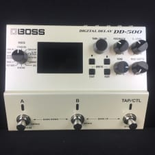 Boss DD-500 Delay Guitar Effect Pedal image