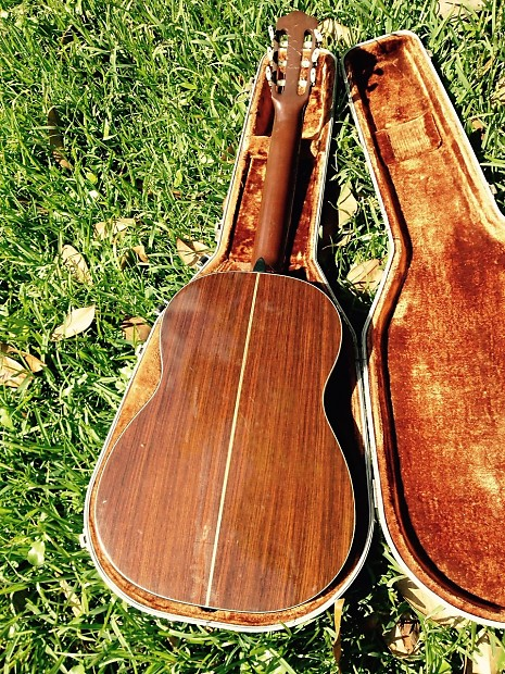 Vintage Martin N 20 Classical Acoustic Guitar Willie