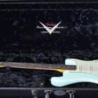 Fender Custom Shop Wildwood 10 - 61 Relic Strat 2014 Faded Surf Green image
