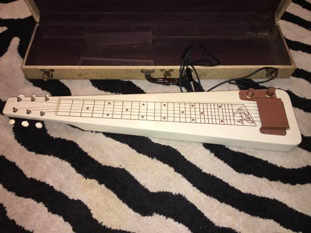 alamo lap steel guitar