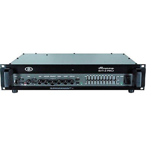 hybrid bass amplifier heads