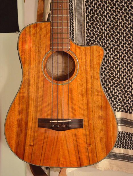 fender vb nat victor bailey sign acoustic electric bass guitar w hardshell case reverb. Black Bedroom Furniture Sets. Home Design Ideas