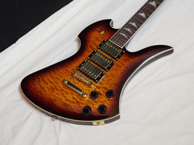 Bc Rich Pro X Custom Mockingbird : bc rich pro x custom special x3 mockingbird electric guitar new tobacco burst reverb ~ Hamham.info Haus und Dekorationen