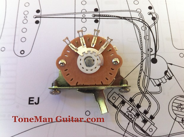 stratocaster prebuilt wiring harness kit